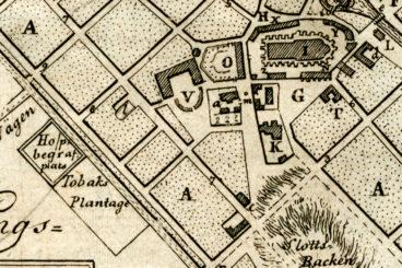 Gamla kyrkogårdens historia